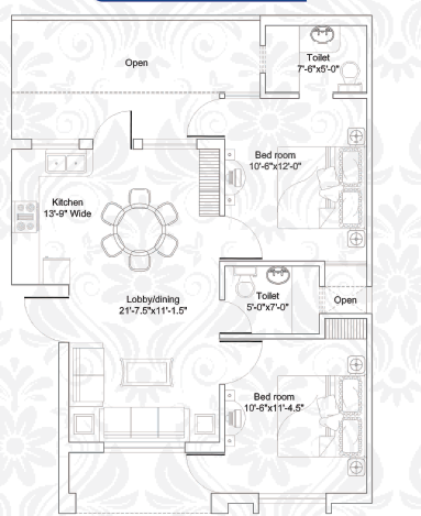 Stock Illustration Floor Plan Of A House further Skysuites furthermore Designing A  mercial Kitchen further Dubai besides Interior Design For Senior Citizens. on 2bhk floor plan html